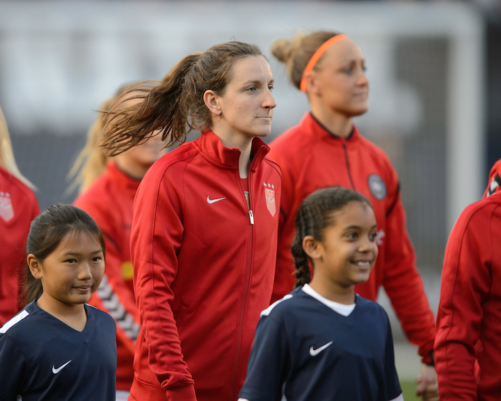 Sullivan, Lavelle, Pugh begin SheBelieves Cup tonight vs