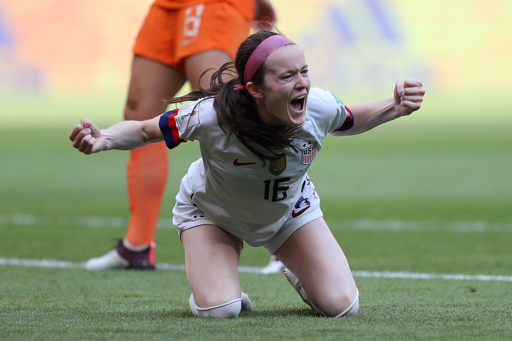 Rose Lavelle scores in World Cup final as USWNT claims