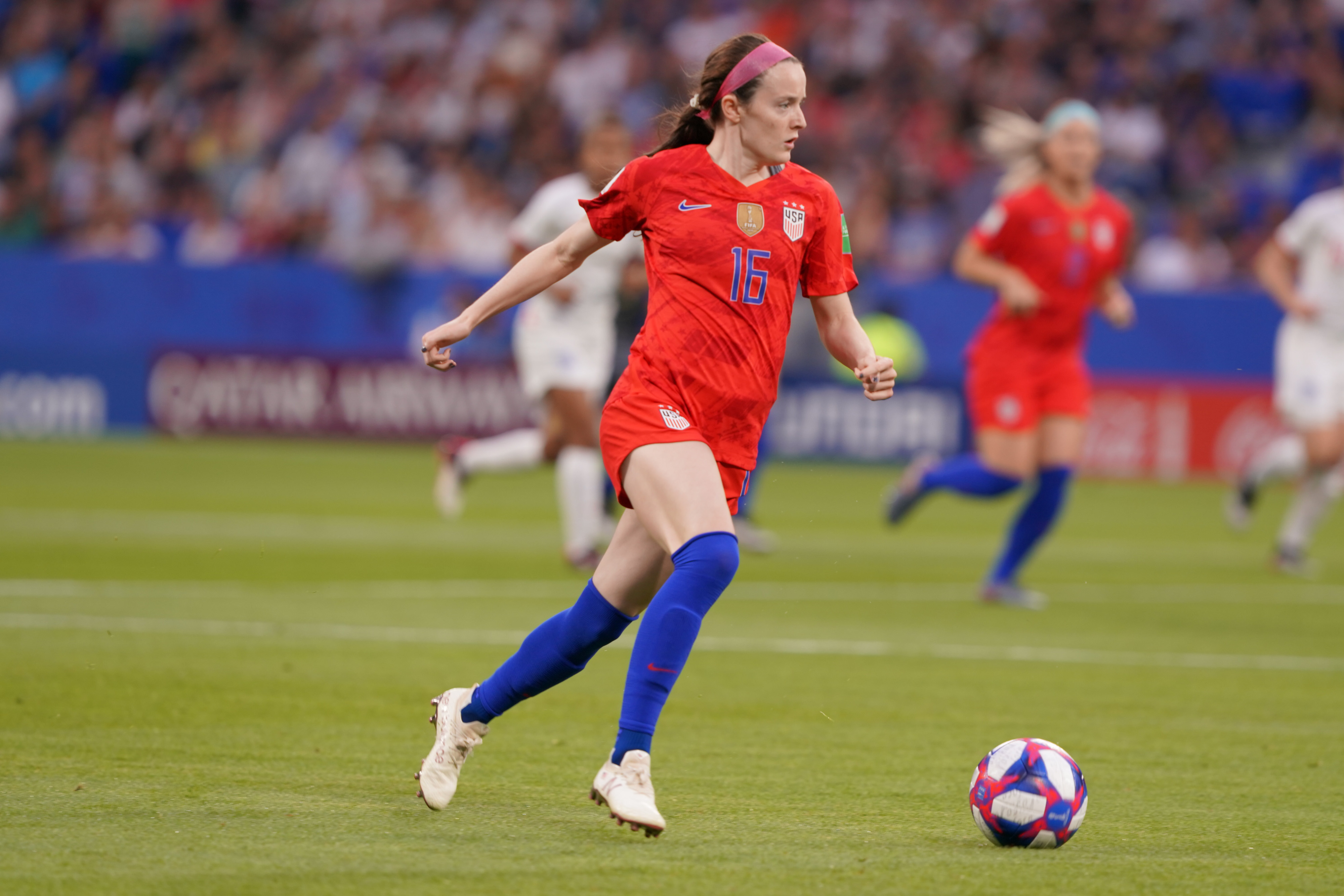 Rose Lavelle nominated for The Best FIFA Women's Player
