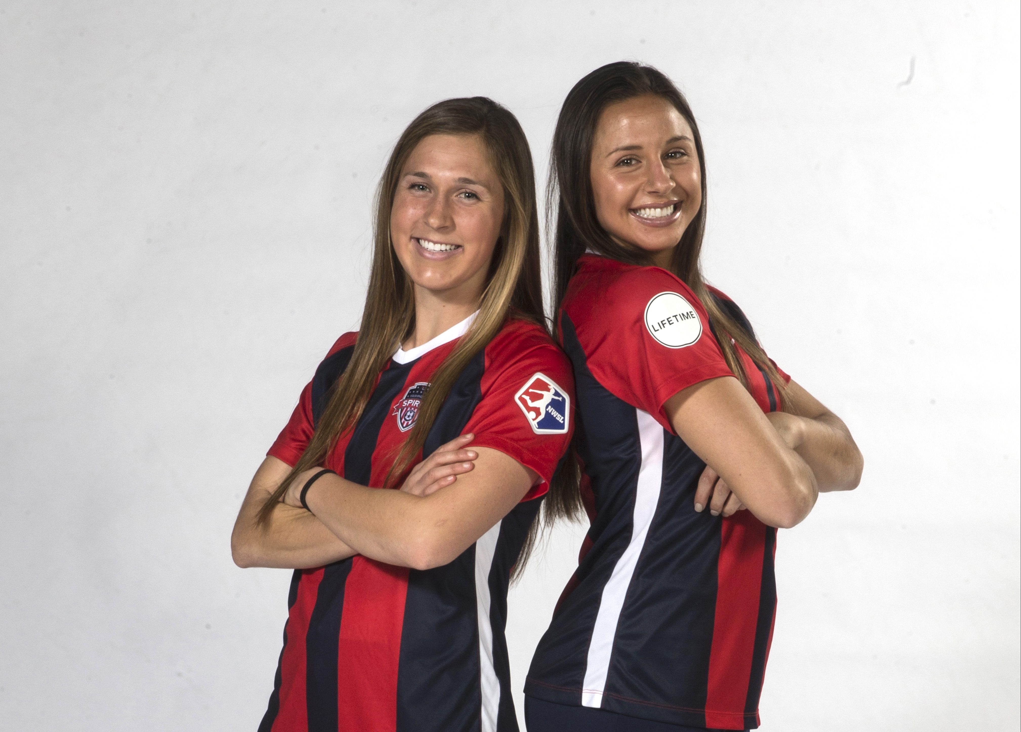 Staab, DiBiasi called up to U.S. Women's National Team Under-23s