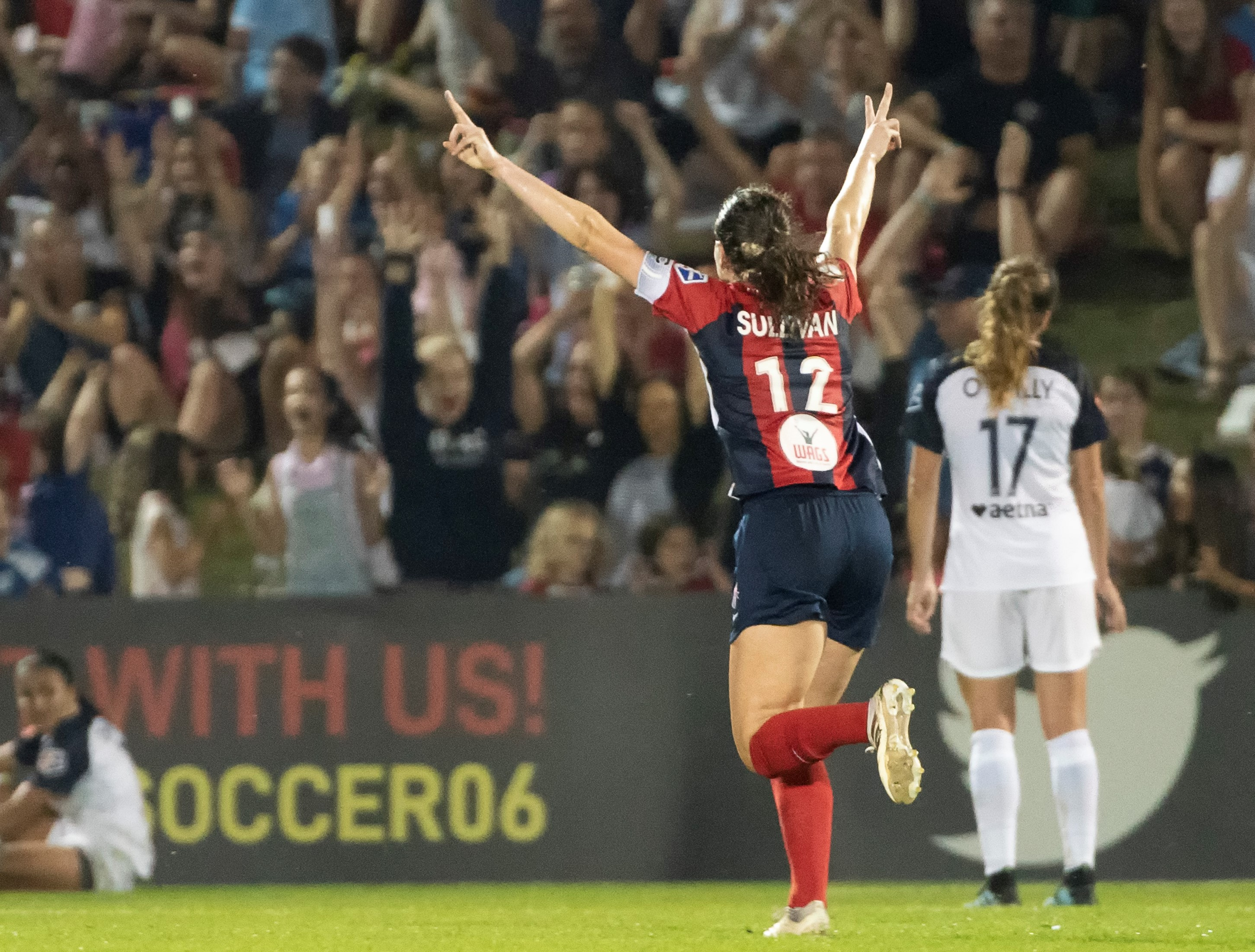 Andi Sullivan Added to USWNT Roster for Victory Tour matches