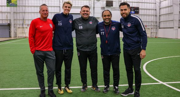 Spirit host third Advanced Development Program at Maryland SoccerPlex