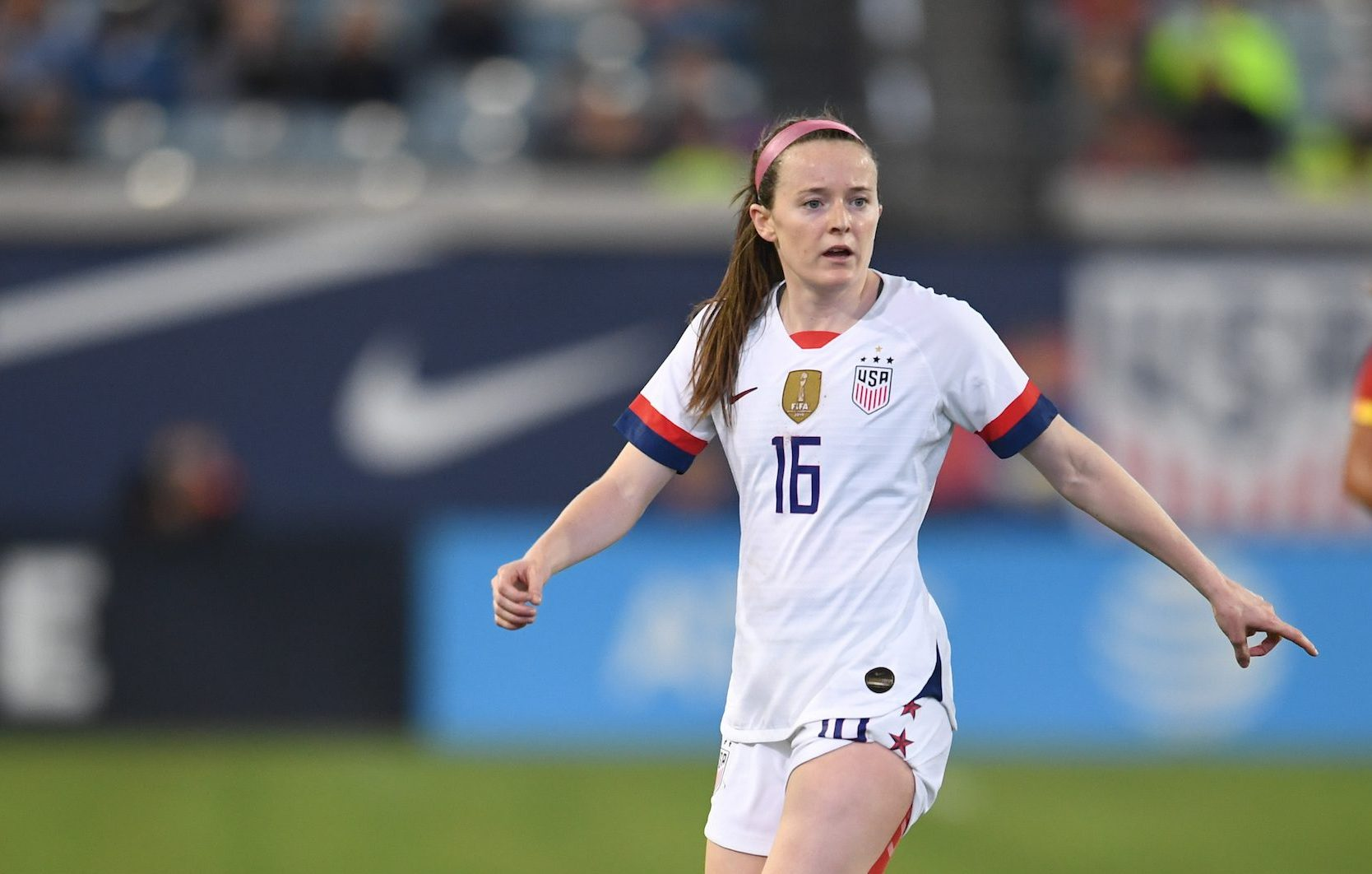 Lavelle starts as USWNT down Haiti in Olympic Qualifying opener