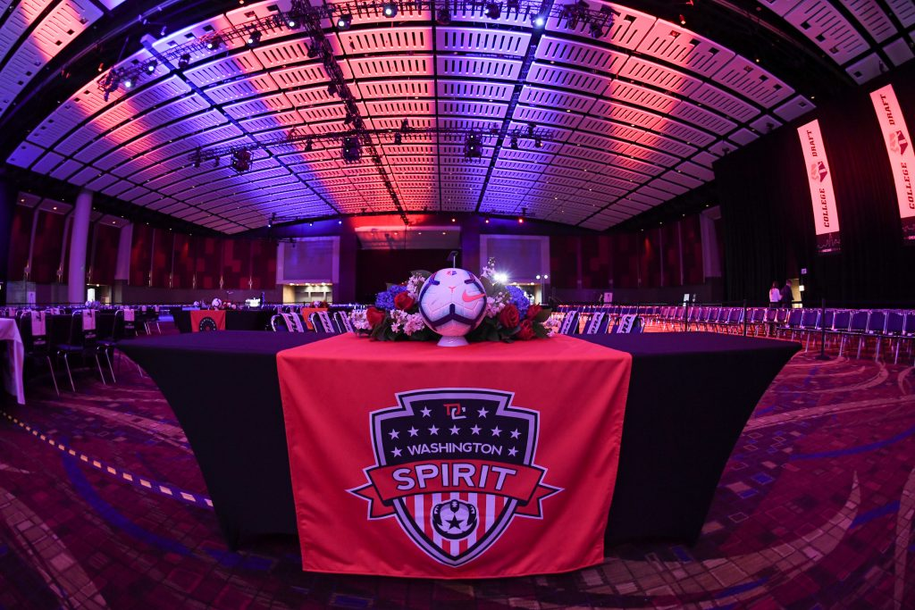 Spirit sign all five 2020 draftees, add to keeper corps - Washington Spirit
