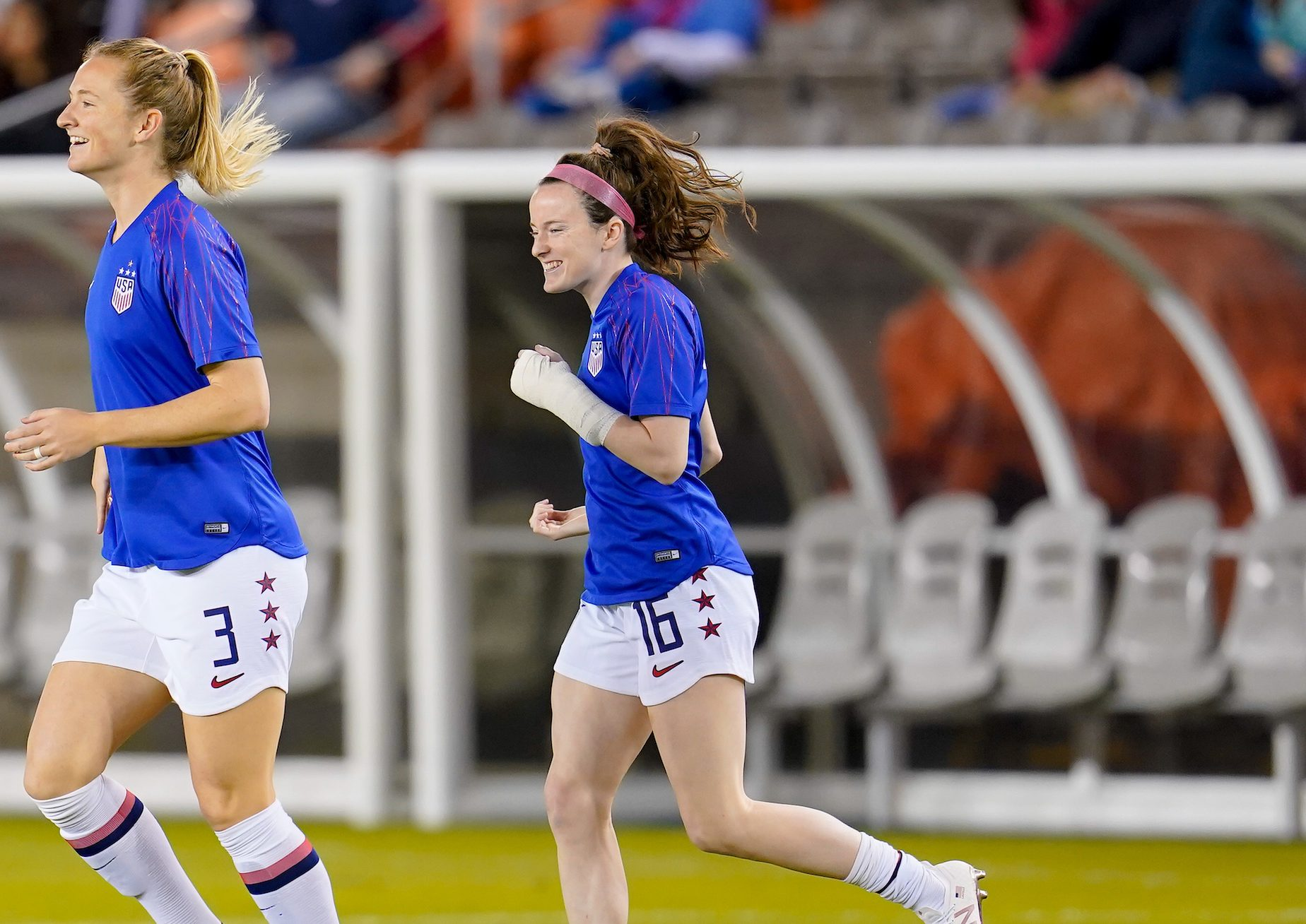 Lavelle, Sullivan, USWNT to face Mexico in Olympic Qualifying Semi-finals - Washington Spirit