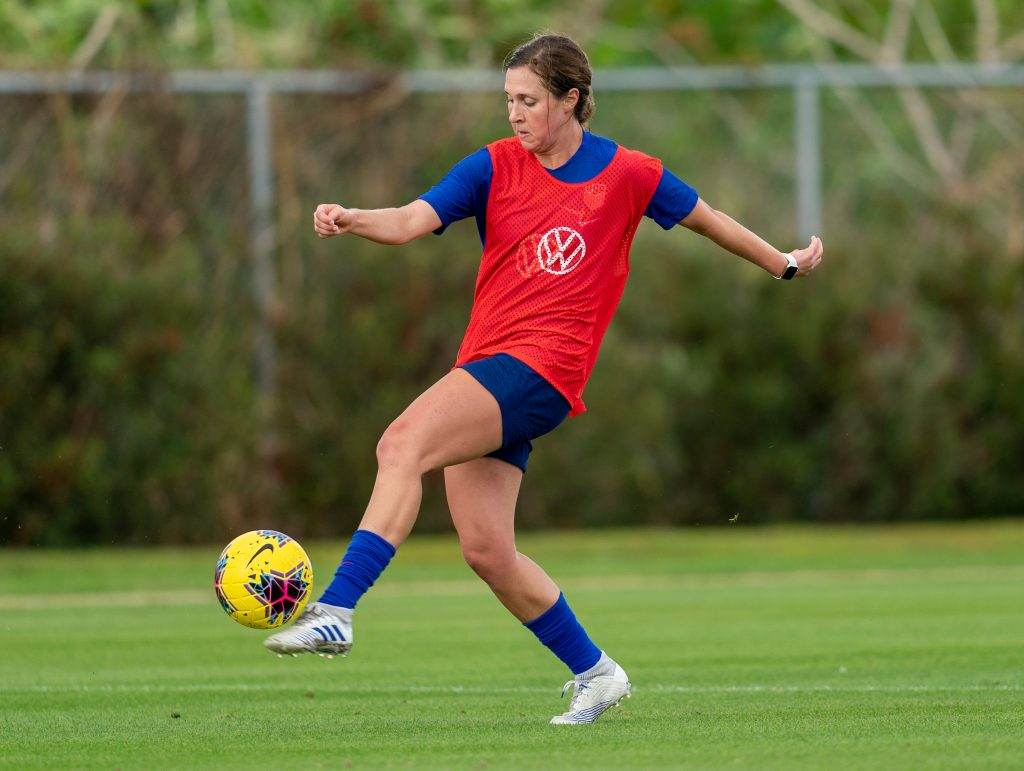 DiBiasi, Lavelle, Sullivan named to 26-Player Roster for 2020 SheBelieves Cup Training Camp - Washington Spirit